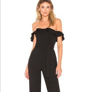 Tularosa Zena Jumpsuit in Black